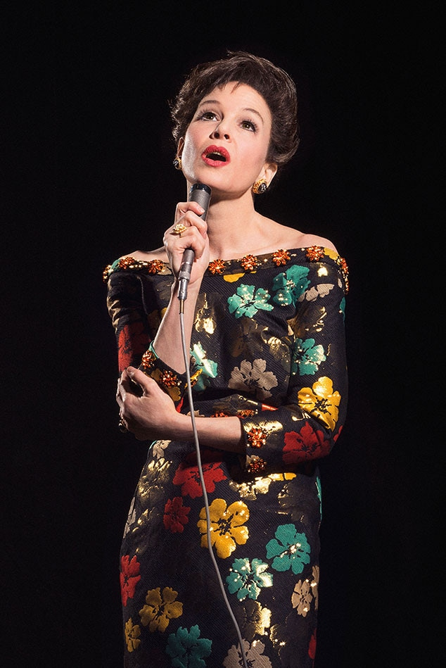 Renee Zellweger, Judy Garland