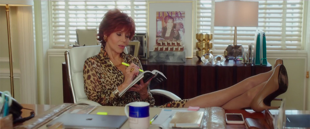 Jane Fonda, Book Club