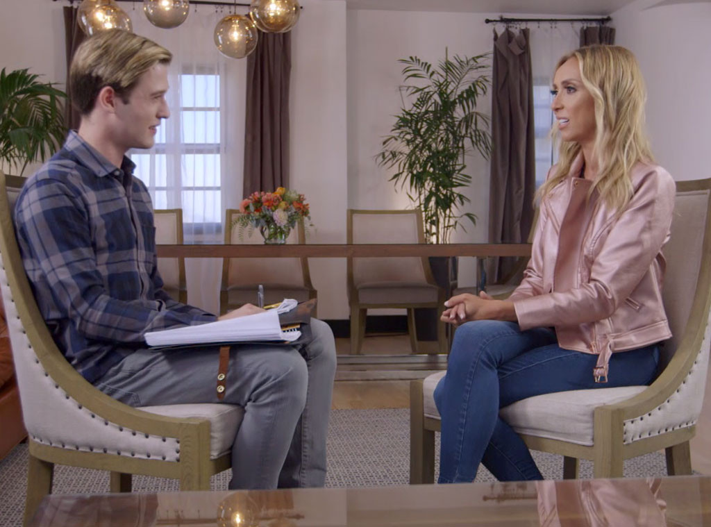 Giuliana Rancic, Tyler Henry, Hollywood Medium With Tyler Henry
