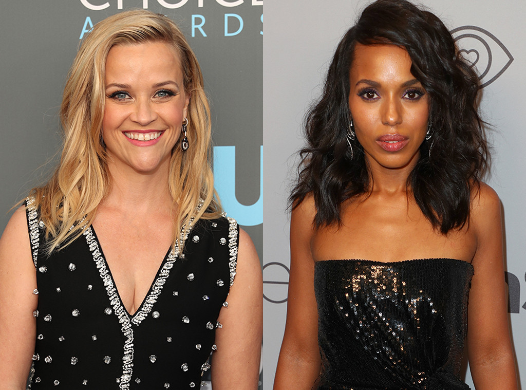 Reese Witherspoon, Kerry Washington
