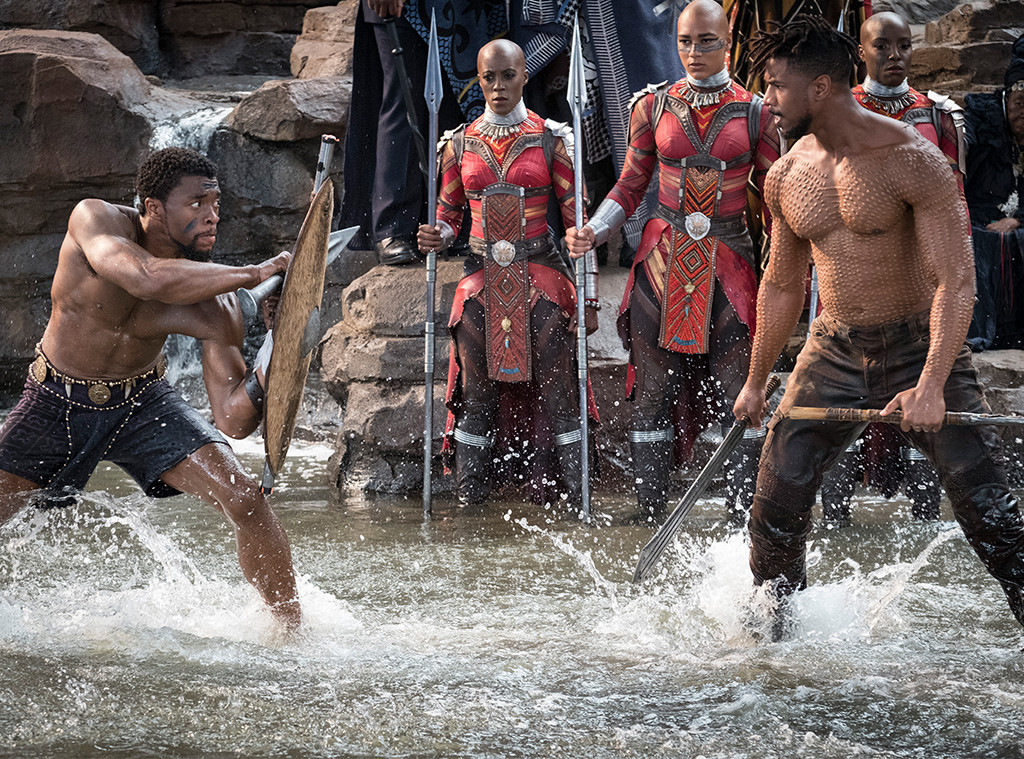4 Mind-Blowing Secrets Behind the Makeup in Black Panther