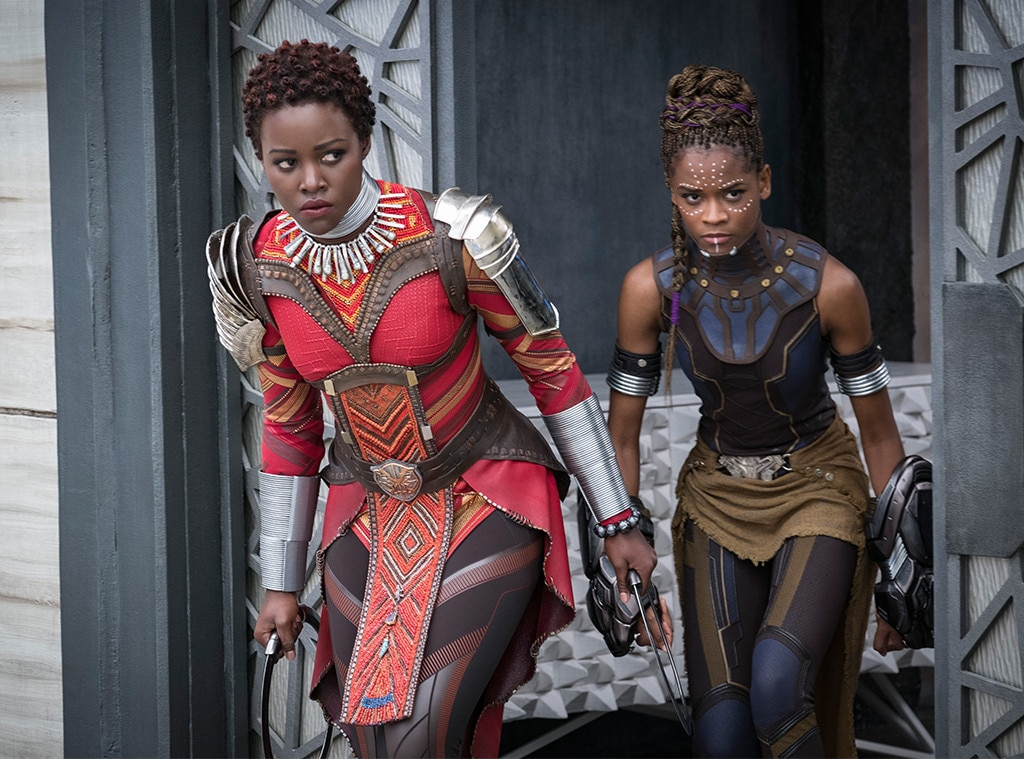 Black Panther leads nominations for MTV Movie & TV Awards
