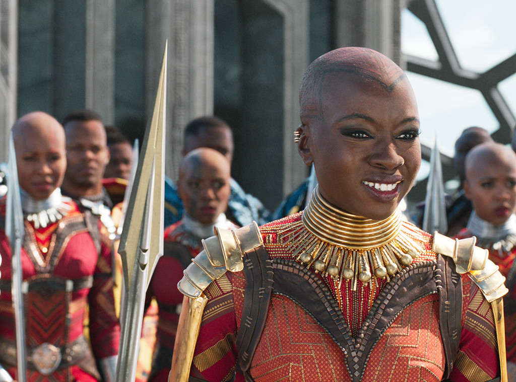 ESC: Black Panther Beauty
