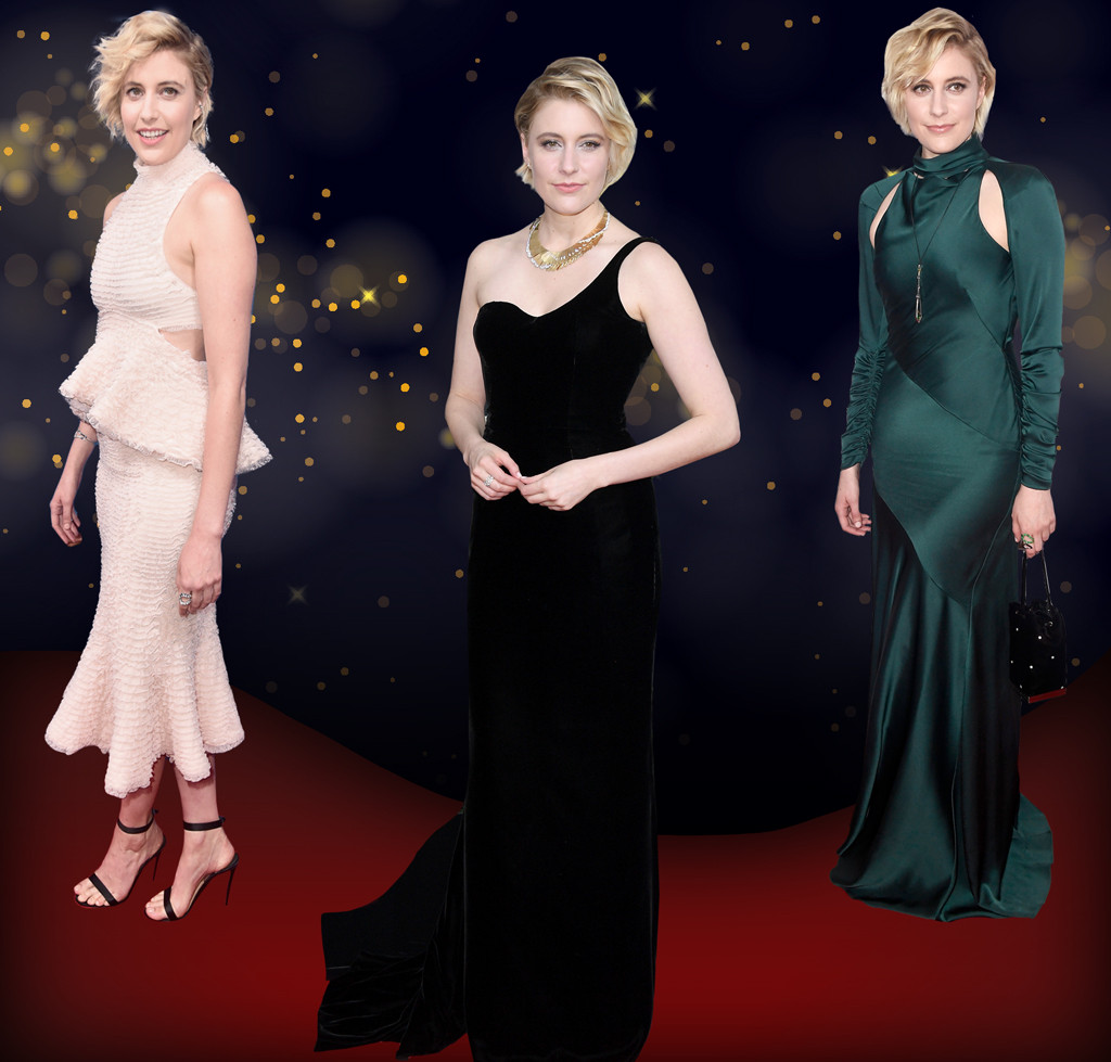 Greta Gerwig, Red Carpet Style