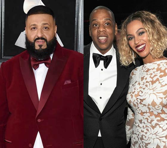 DJ Khaled, Jay Z, Beyoncé