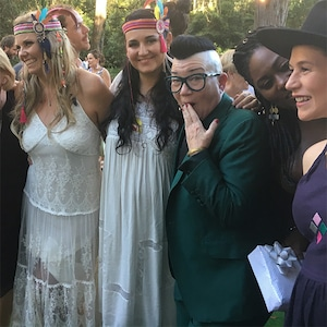Orange Is the New Black, Wedding, Crashers, Lea DeLaria