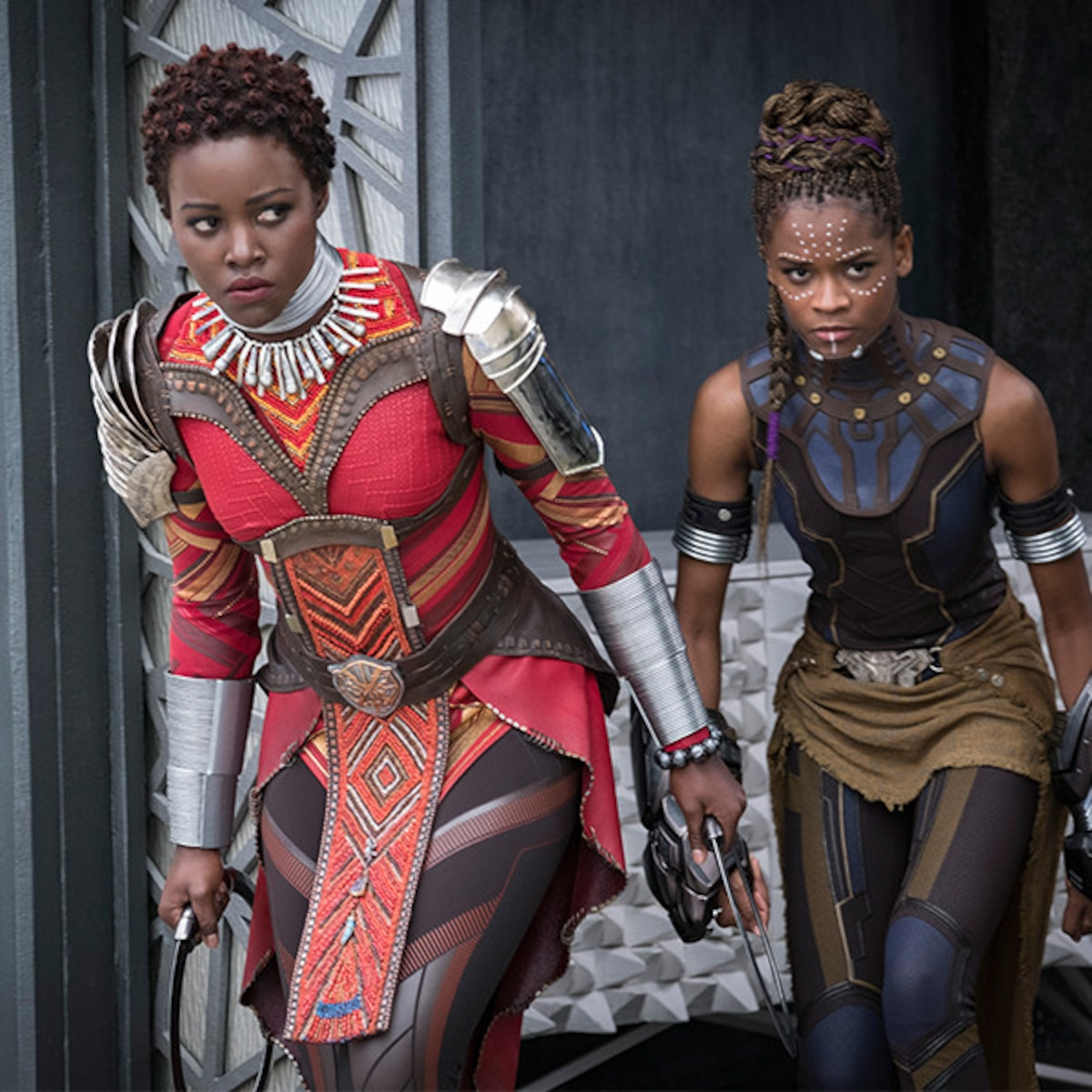 Catch A Christmas Star Dvd.4 Mind Blowing Secrets Behind The Makeup In Black Panther