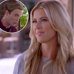 Christina El Moussa, Hollywood Medium With Tyler Henry
