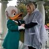 Rebel Wilson, Scrooge McDuck, Disneyland