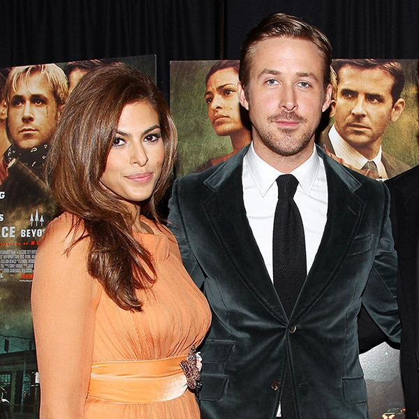Watch Eva Mendes Gush Over Her 2 Daughters and Ryan Gosling thumbnail