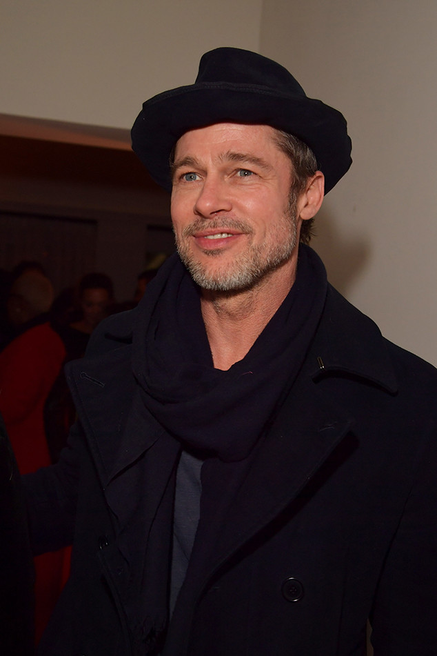 Brad Pitt is Healthier and Happier Since Coping with