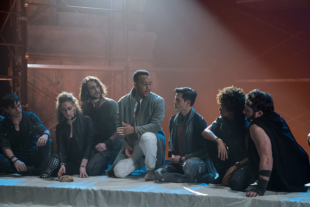 "John Legend -  ""Being a part of  Jesus Christ Superstar  was one of my favorite experiences in my career. Such a wonderful show, such a wonderful team,"" the Lead Actor in a Limited Series or Movie nominee shared. ""I couldn't be more proud of what we all did together and I'm so grateful for the opportunity to do this."""
