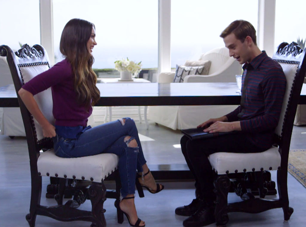 Hollywood Medium 304, Tyler Henry, Megan Fox