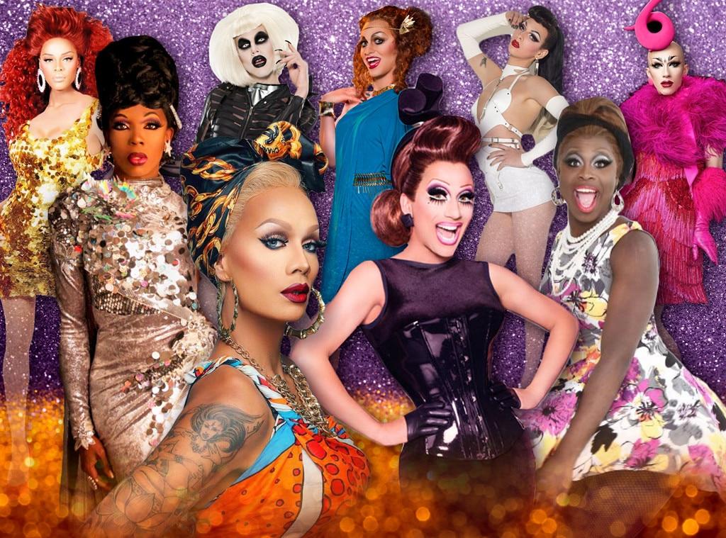 RuPaul's Drag Race Season Winners