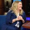 "Drew Barrymore Recalls Flashing David Letterman: ""I'm Still Down With That"""