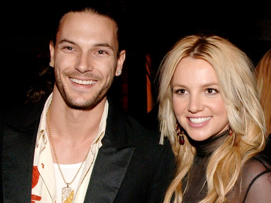When Britney Spears Met Kevin Federline: A Look Back at the Romance That Nearly Undid Pop's Princess for Good