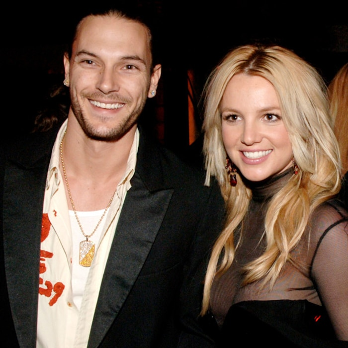 Britney Spears Ordered To Pay Kevin Federline  In Ongoing Child Support Battle E News