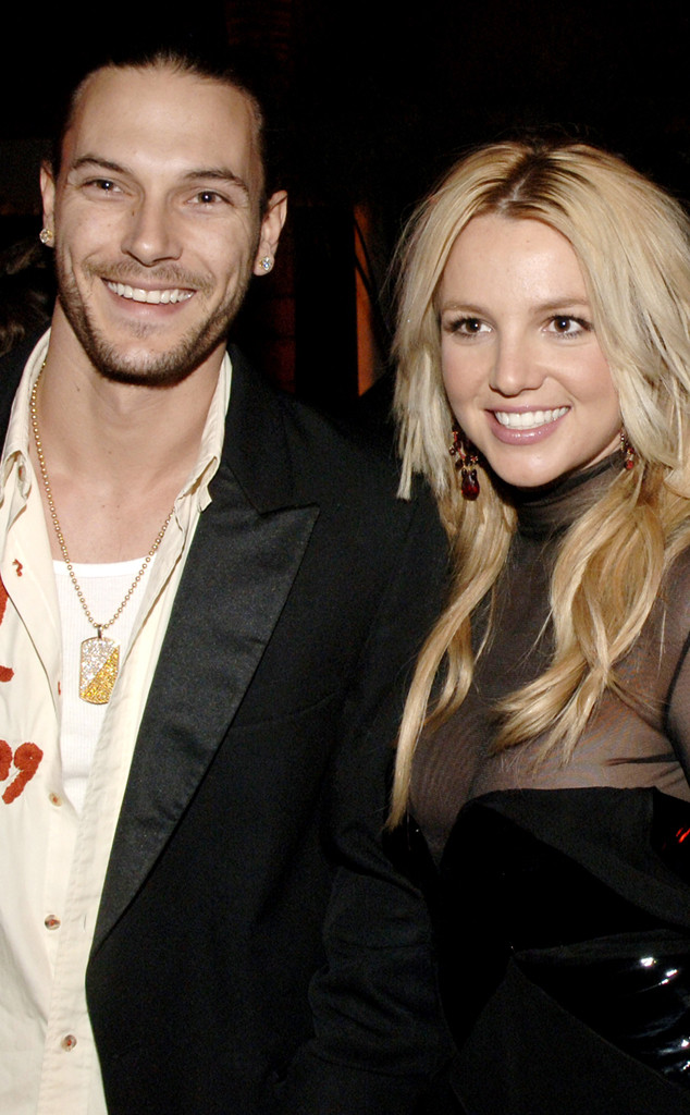 All the Craziness From Britney Spears' 2-Year Marriage to