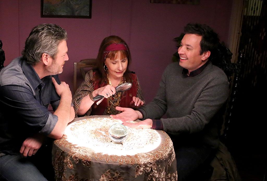 Jimmy Fallon, Blake Shelton, The Tonight Show