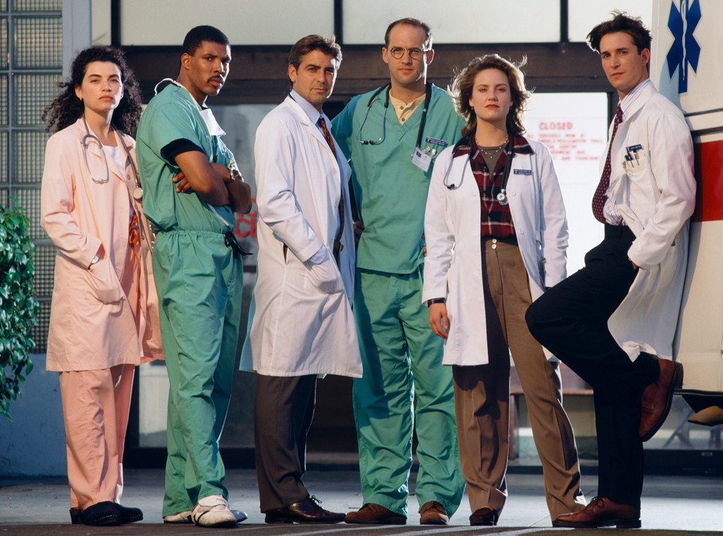 The Famous Faces of ER: Where Are They Now?