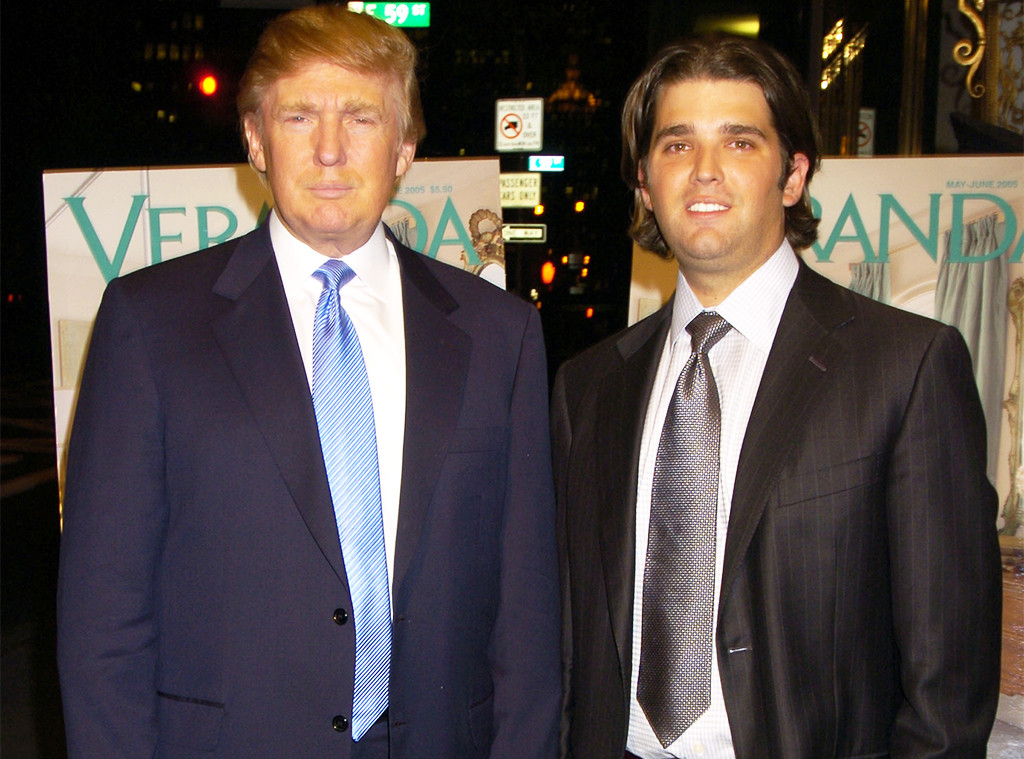 Donald Trump Jr.'s Conflicted World: How His Parents' Divorce Drama and His Relationship With ...
