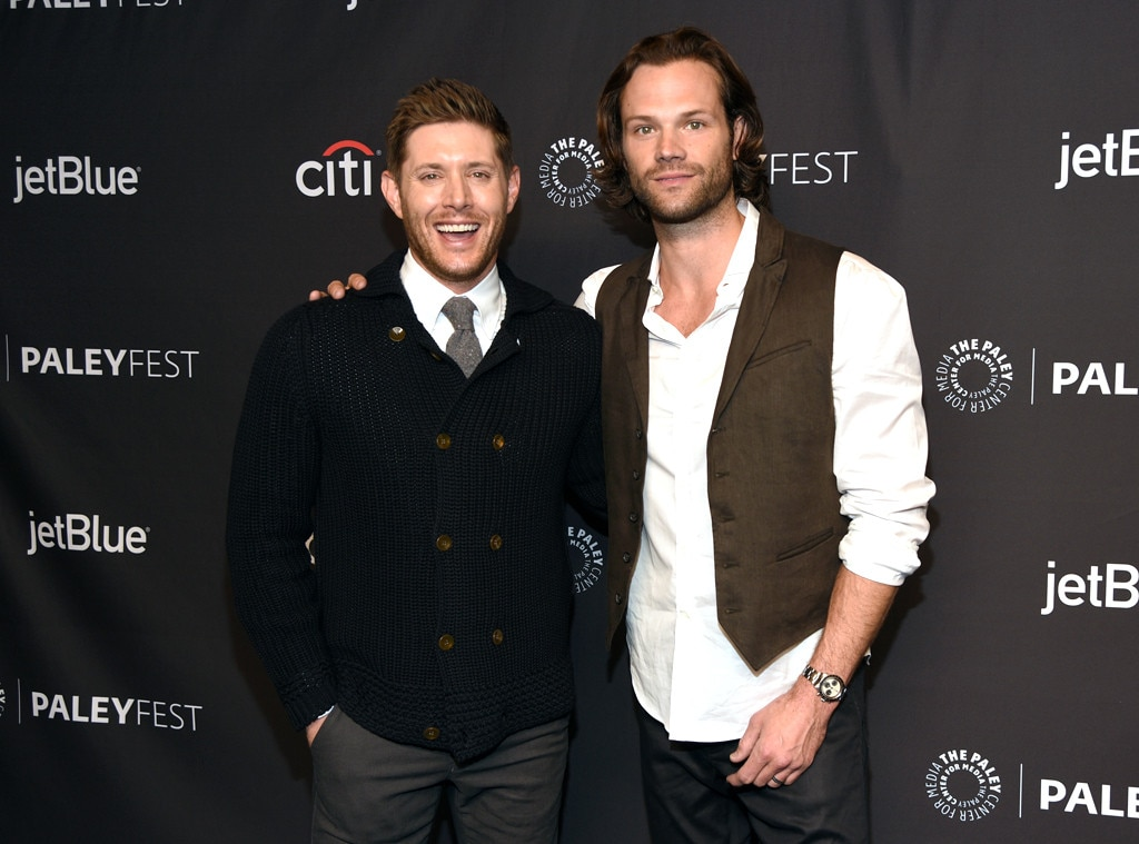 Jensen Ackles Jared Padalecki From The Big Picture Todays Hot