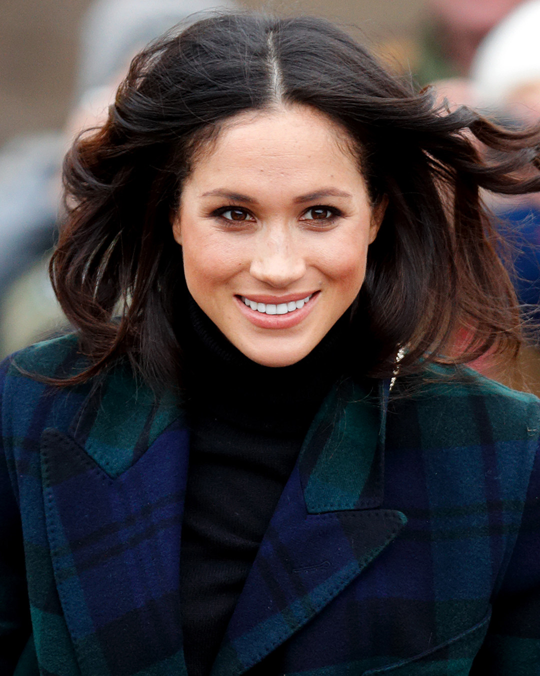 Meghan Markle's Signature Waves Are Easier To Do Than You