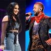 Demi Lovato, Justin Timberlake