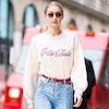 ESC: Gigi Hadid, Pastels