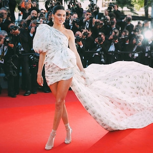 ESC: Kendall Jenner, Sheer Socks