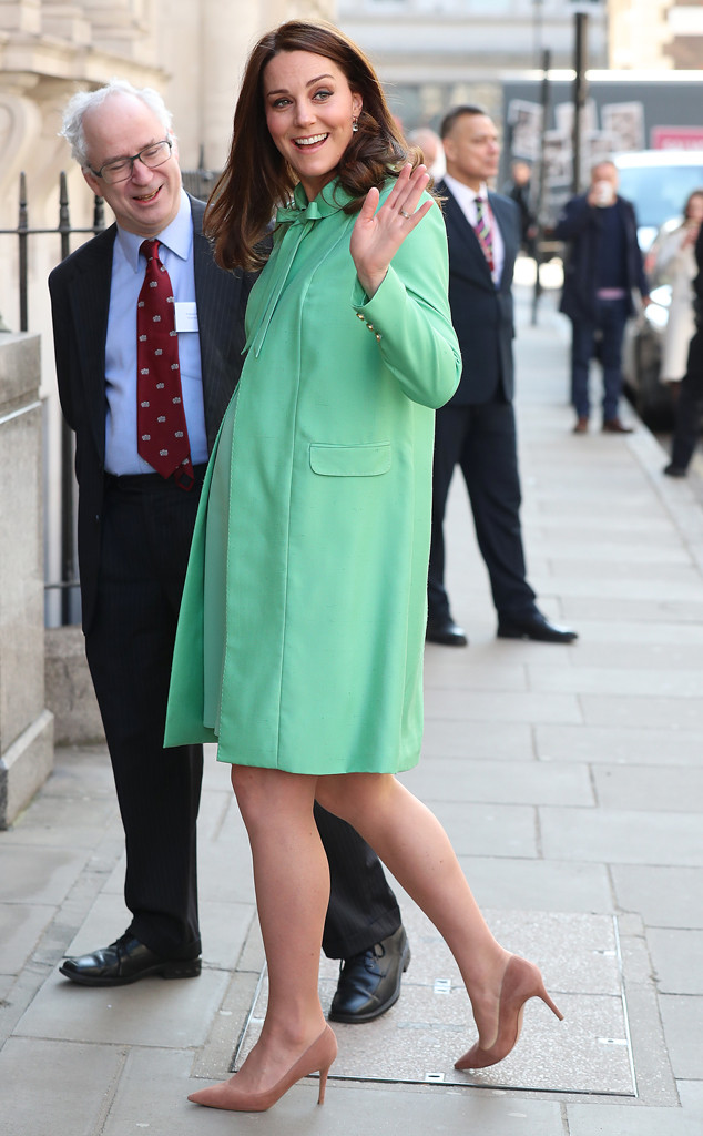 Kate Middleton Is in Early Labor With Royal Baby No. 3