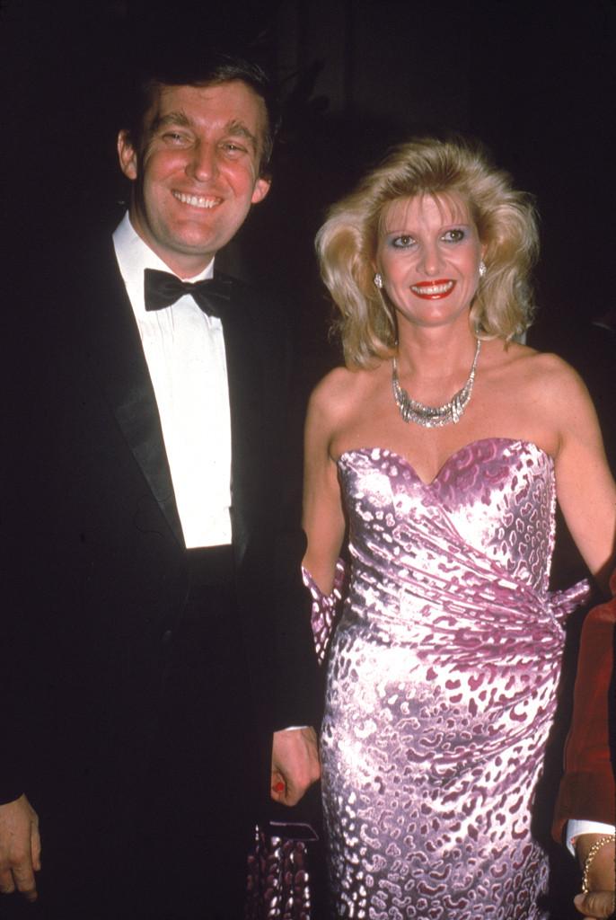 Donald Trump, Ivana Trump, 1980's