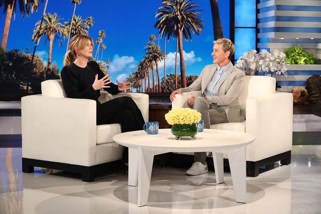 Ellen Pompeo, Ellen DeGeneres