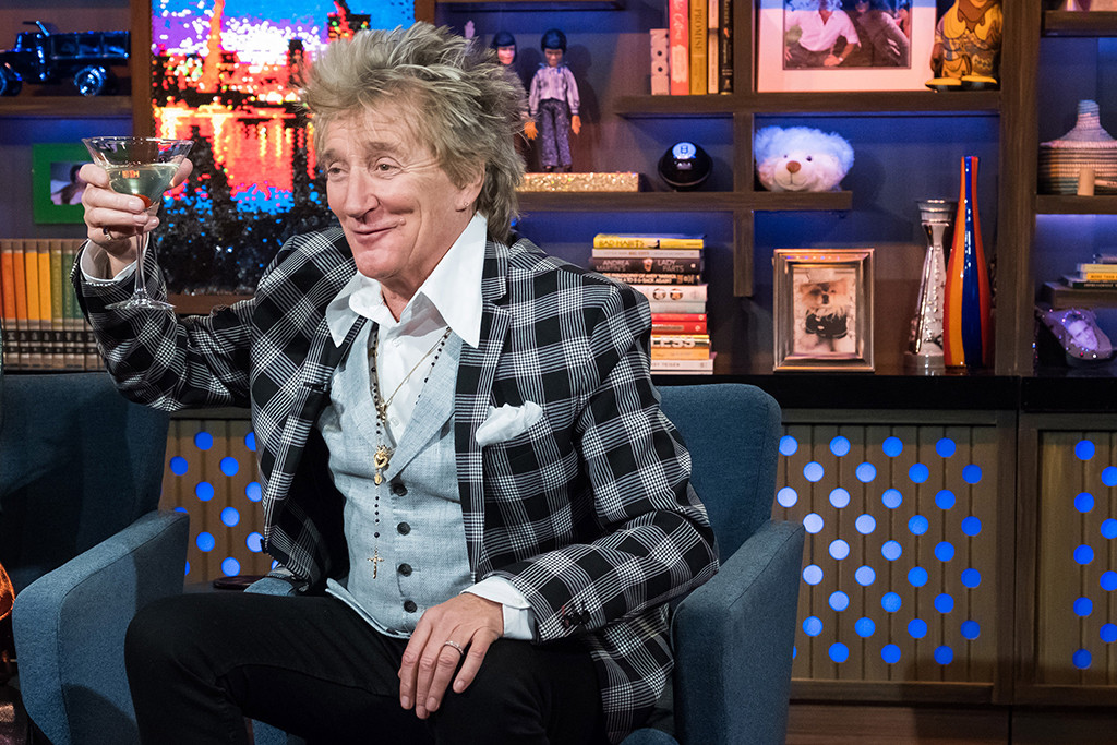 Rod Stewart, Watch What Happens Live