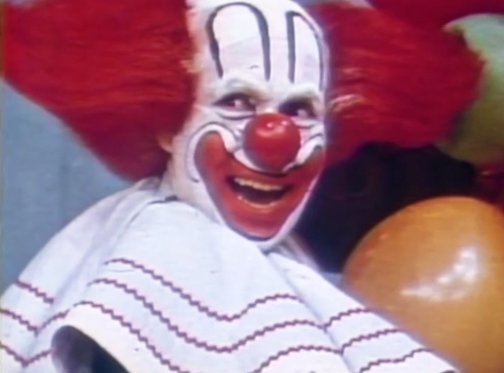 Frank Avruch, Bozo The Clown