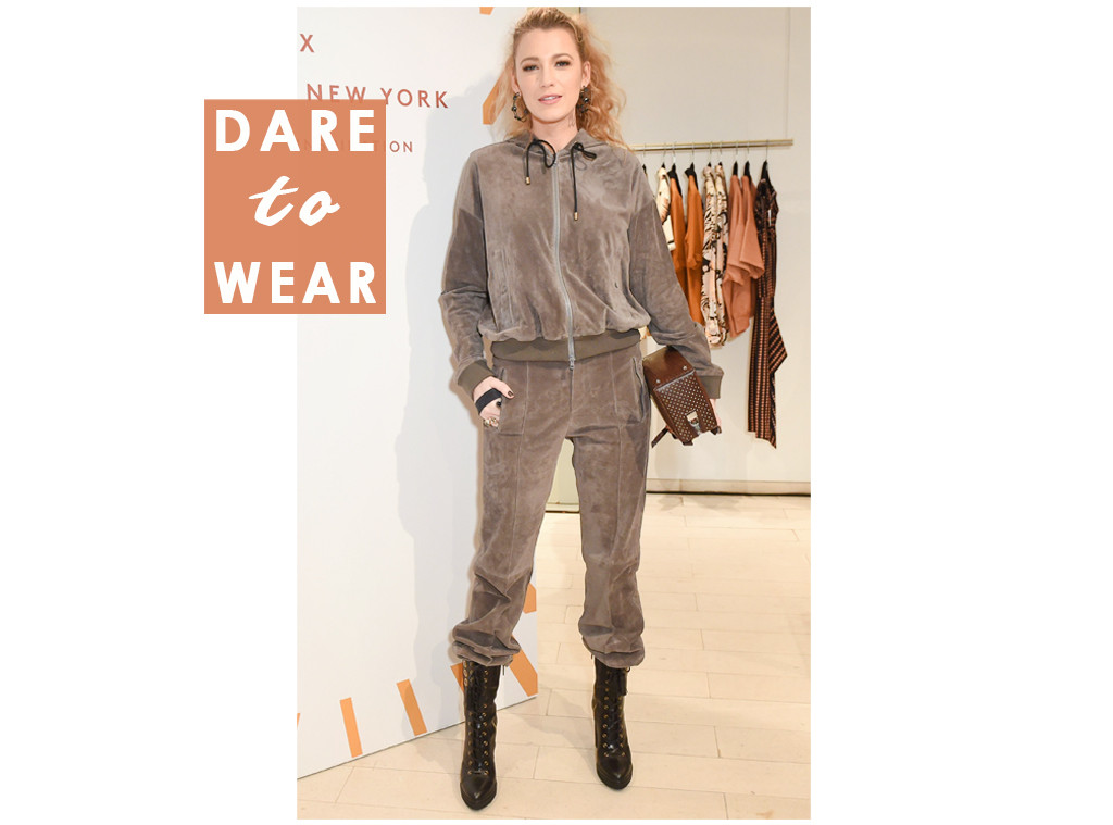 ESC: Dare to Wear, Blake Lively