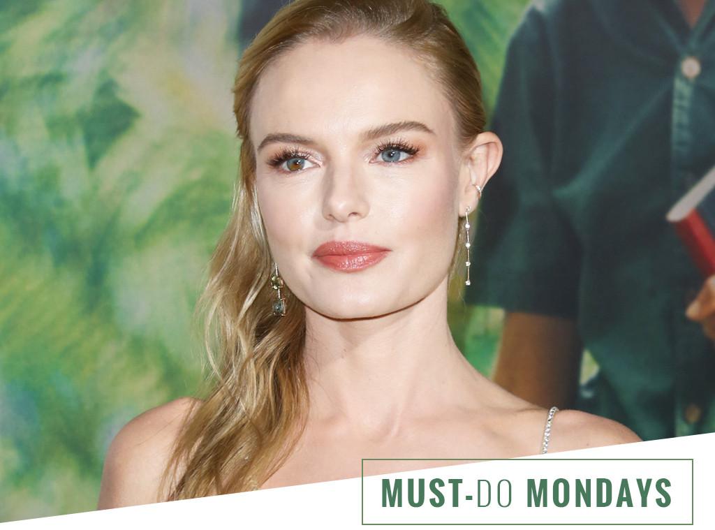 ESC: Kate Bosworth, Must do Monday