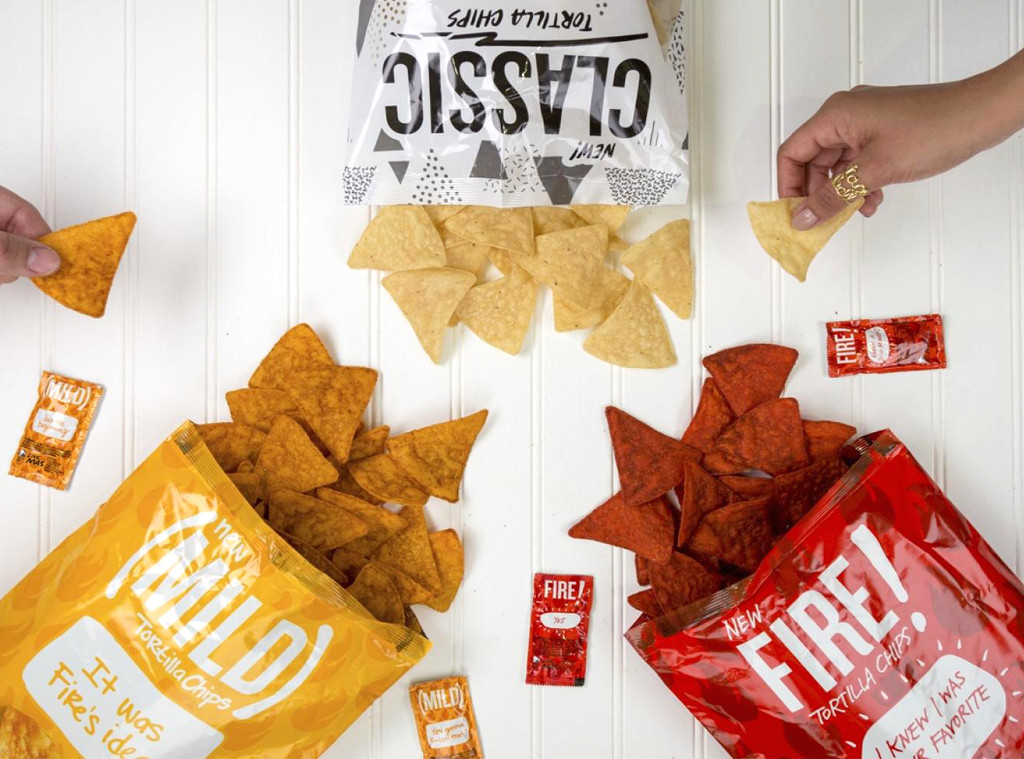 Taco Bell chips, Wild Foods