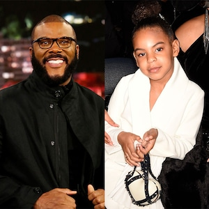 Tyler Perry, Blue Ivy Carter