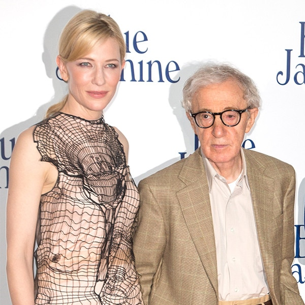 "Read			Cate Blanchett Talks Woody Allen Allegations and Says Social Media is ""Not the Judge and Jury"""