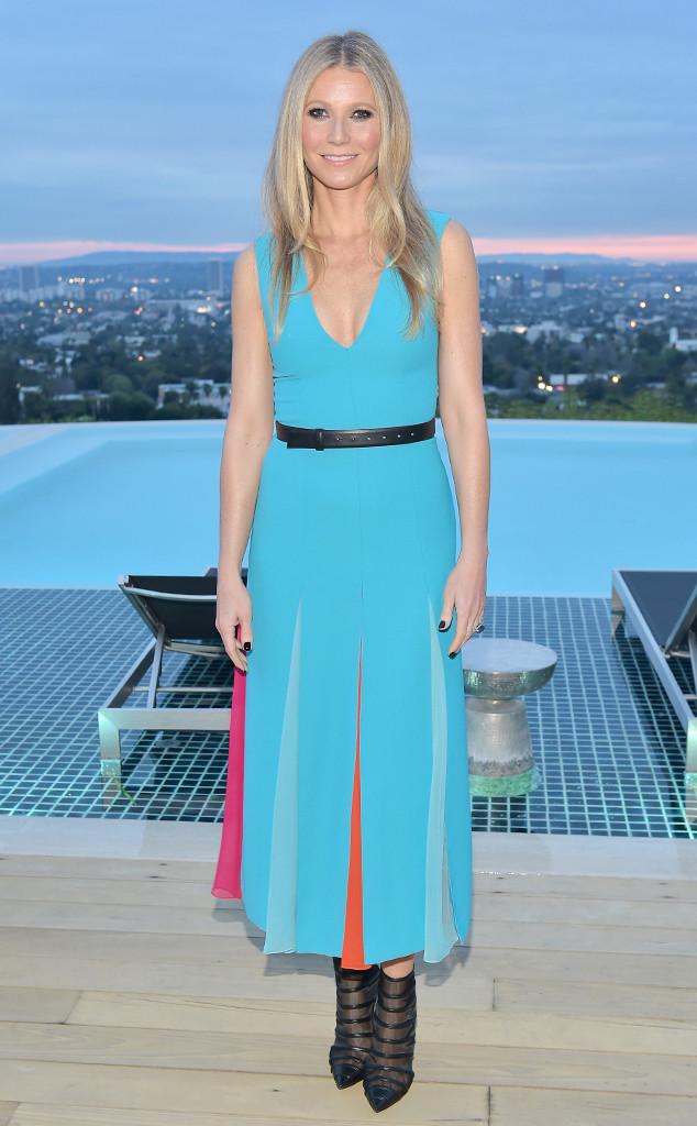 ESC: Best Dressed, Gwyneth Paltrow