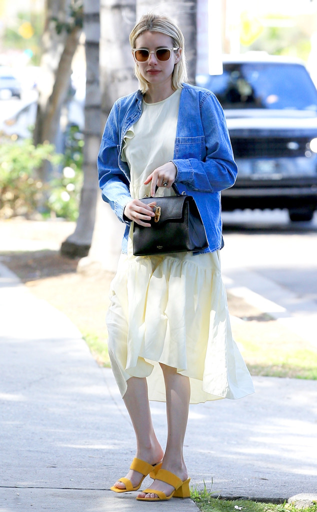 How Celebs Wear Pastel Colors Without Looking Like Easter Eggs E Online Ca