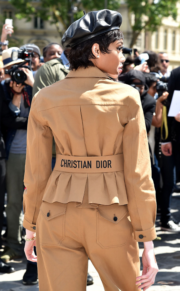 Celebrities In Really Obvious Designer Logos Into It Or Over It E Online