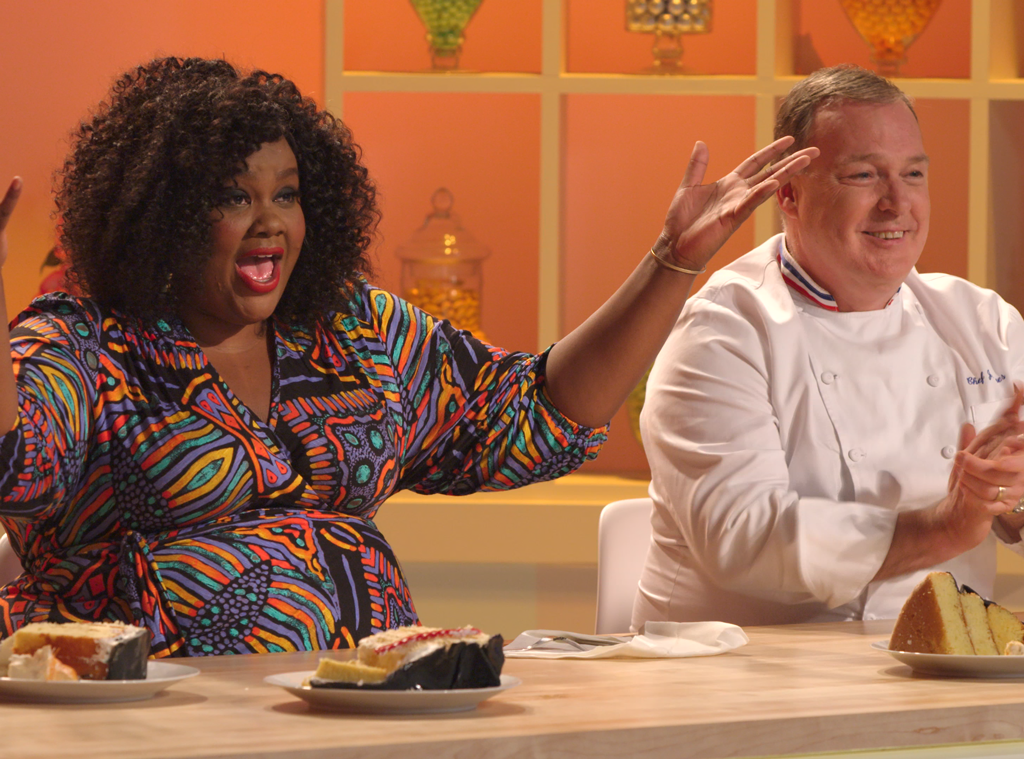 Nailed It Season 1, Nicole Byer, Jacques Torres