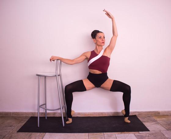 Anninha Martins, ballet