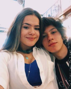 Maisa Silva, Nicholas Arashiro