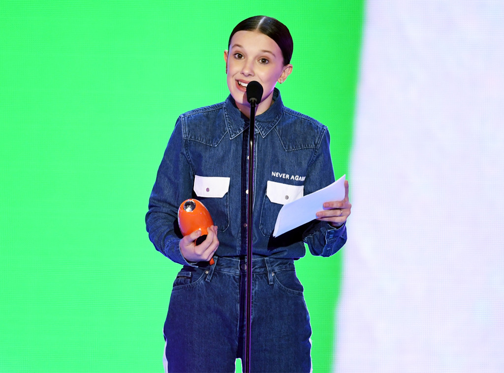 2018 Kids' Choice Awards Winners: The Complete List | E! News