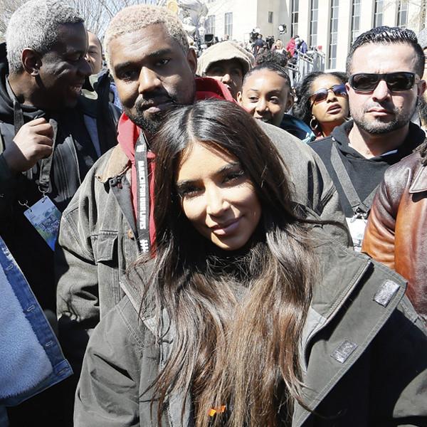 Kim Kardashian, Kanye West, March For Our Lives, 2018