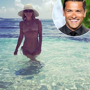 Kelly Ripa, Bikini, Mark Consuelos