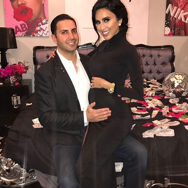 Jessica hookup from shahs of sunset